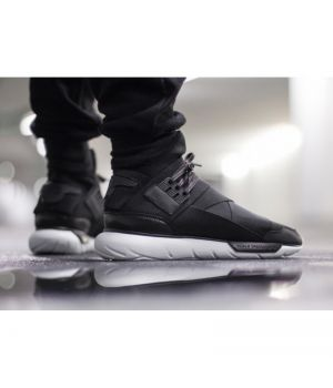 Adidas Y-3 Qasa Racer High Black/White (41-45)