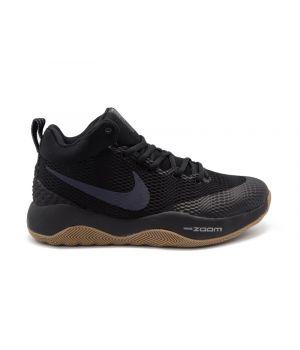 Nike Zoom черные с сиреневым (40-44)
