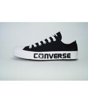 Converse All Star Женские Черные (36-40)