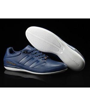 Adidas Porsche Design S3 Dark Blue Leather (41-45)