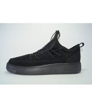 Nike Air Force Черные (41-45)