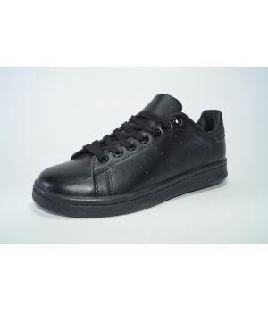 Adidas Stan Smith Черные (36-45)