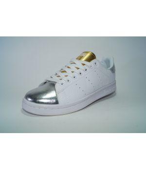 Adidas Stan Smith Металл (36-40)