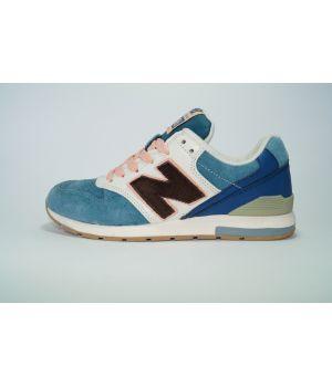New Balance 996 Синие с белым (36-40)