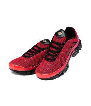 Nike Tn красные с черным (40-45)