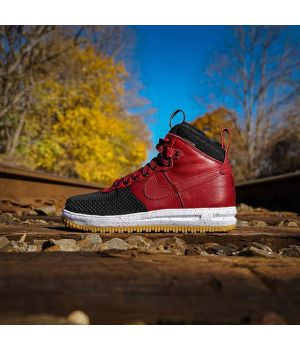Nike Lunar Force 1 Duckboot Cherry Red (41-46)