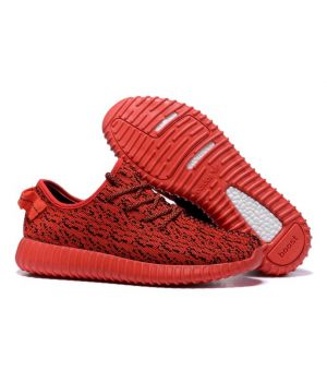 Adidas Yeezy Boost 350 Houston Rockets мужские красные (40-44)