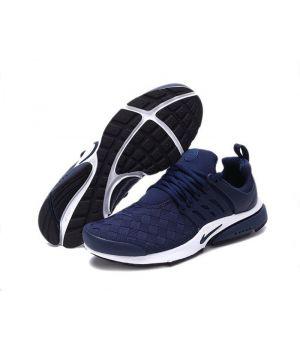 Nike Air Presto Woven мужские темно-синие (41-45)
