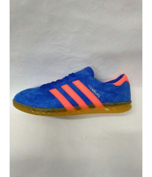 Adidas Hamburg Blue (41-46)