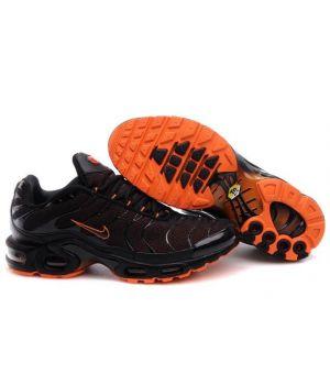 Nike Tn черно-оранжевые (41-45)