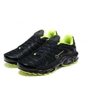 Nike Tn черно-салатовые (41-45)