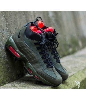 Nike Air Max Sneakerboot 95 болотные (41-45)