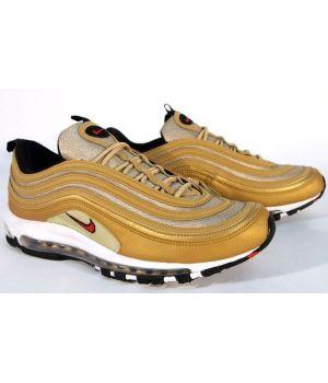 Nike Air Max 97 золотые (40-45)