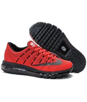 Nike Air Max 2016 Мужские Красные (40-45)