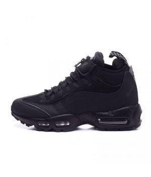 Nike Air Max Sneakerboot 95 черные (41-45)