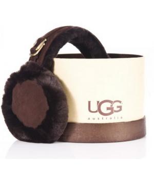 Наушники UGG Earmuff Chocolate