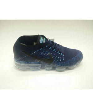 Nike Air VaporMax сине-чёрные (41-45)