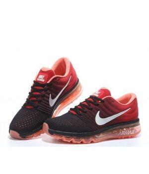 Nike Air Max 2017 мужские красные (41-44)
