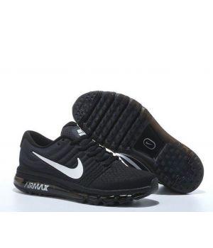 Nike Air Max 2017 черные (40-45)