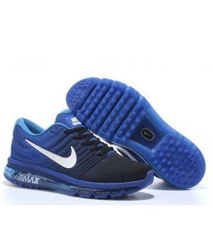 Nike Air Max 2017 синие (40-45)