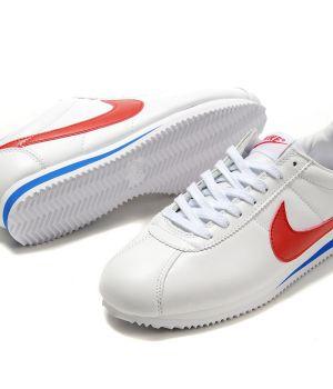 Nike Cortez Man Leather White