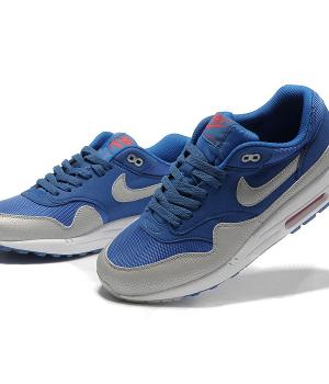 Nike Air Max 87 Мужские Серо-синие (40-45)