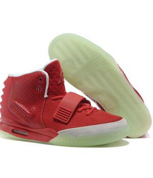 Nike Yeezy Kanye West Red