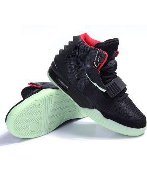 Nike Yeezy Kanye West Черные (40-45)