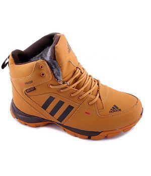 Adidas Gore-Tex Brown