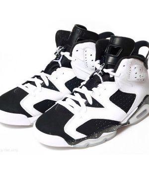 Nike Air Jordan Retro Черно-белые