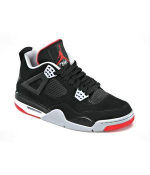 Nike Air Jordan Retro Черно-красные
