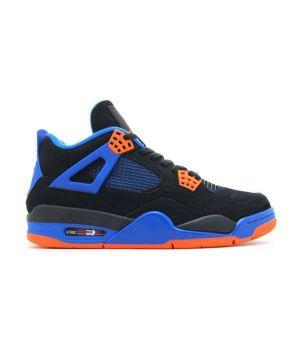 Nike Air Jordan Retro Черно-синие