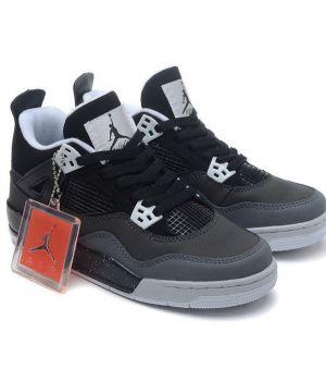 Nike Air Jordan Retro Черно-серые