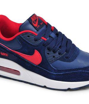 Nike Air Max 90 Мужские Сине-красные