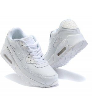 Nike Air Max 90 Унисекс Белые (36-46)
