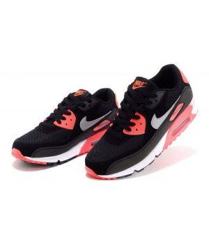 Nike Air Max 90 Женские Черно-розовые