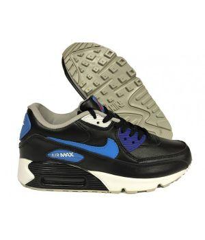 Nike Air Max 90 Мужские Черно-белые