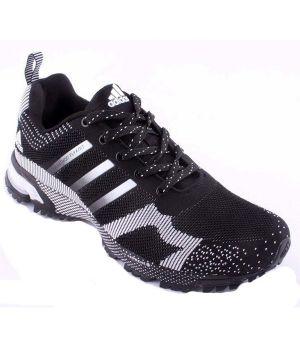 Adidas Marathon Black-White