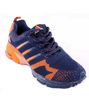 Adidas Marathon Blue-Orange