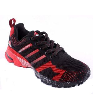 Adidas Marathon Black-Red