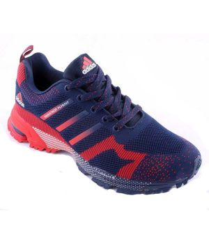 Adidas Marathon Blue-Red