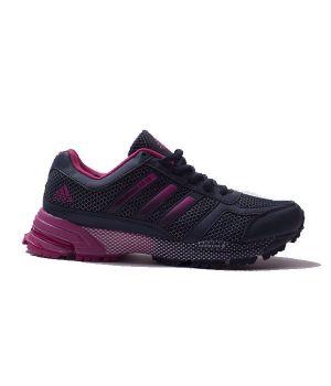 Adidas Marathon Black-Violet