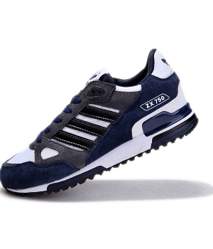 Adidas ZX750 Unisex Dark Blue-Grey