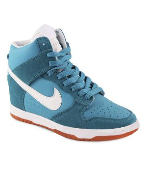 Nike High Dunk Бирюзовые
