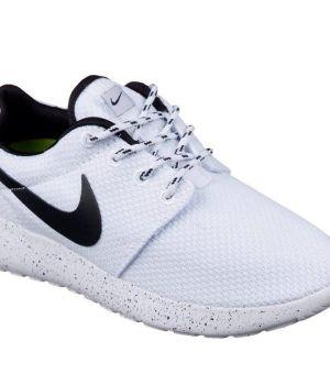 Nike Roshe Run Унисекс Белые
