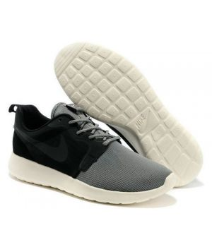 Nike Roshe Run Мужские Черно-серые (41-45)