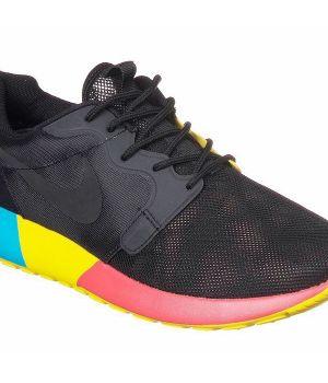 Nike Roshe Run Мужские Черные (41-45)