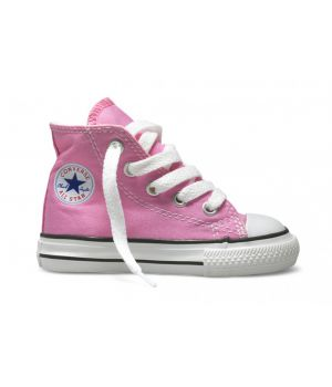 Converse Детские Высокие Розовые (30-36)