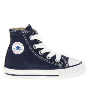 Converse Детские Высокие Синие (30-36)