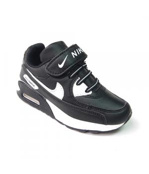 Nike Air Max 90 Детские Черные (30-36)